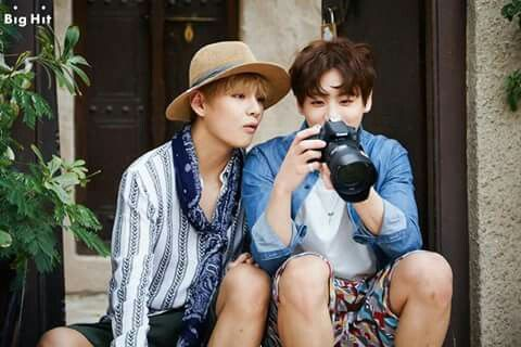 VKook at BTS Summer Package in Dubai
