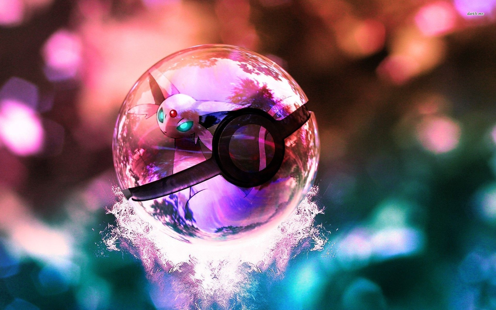 Pokeball Pokemon Anime Wallpaper HD death the kid