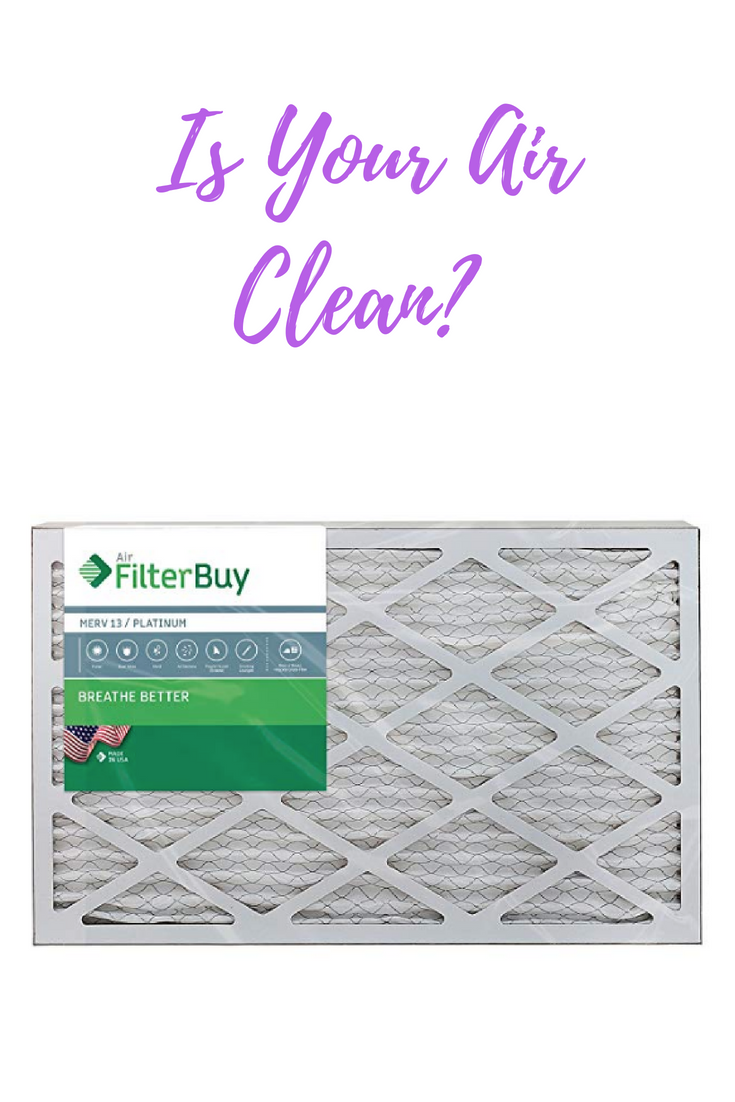 Is your MERV rating high enough? Does your filter grab