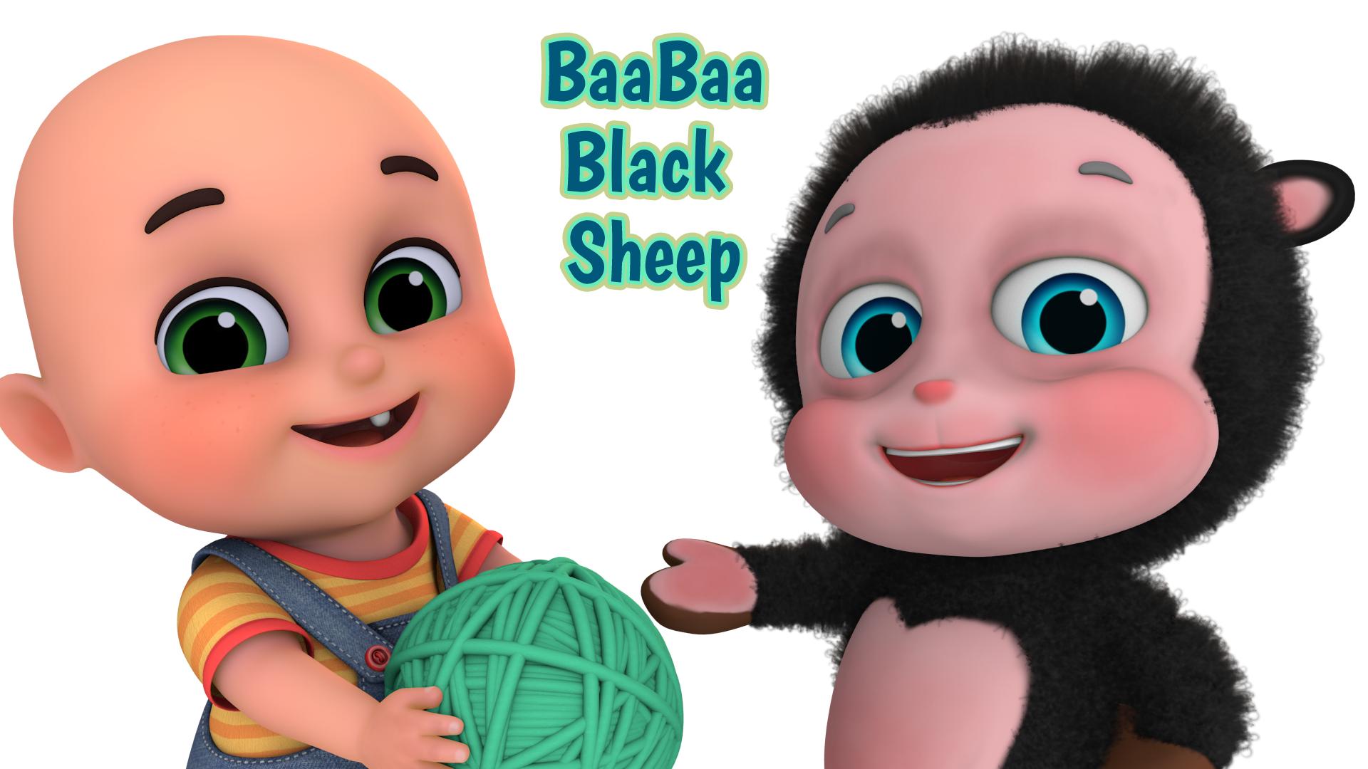Baa Baa Black Sheep Have You Any Wool Yes Sir Y