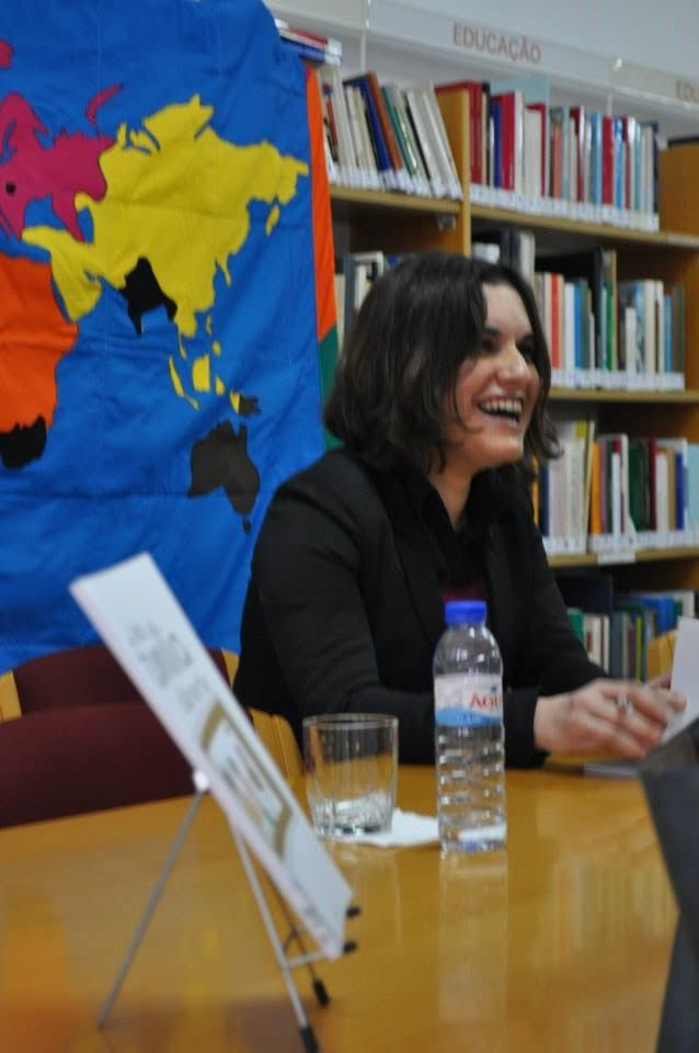 Apresentação pública - Biblioteca Municipal de ourém