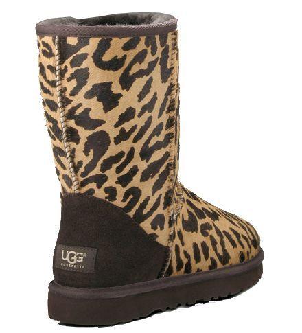 Cheetah ugg