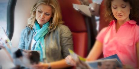 Gratis reizen met de trein op zondag 18 maart met het Boekenweekgeschenk