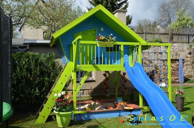 Klettergerüst Bauanleitung : Spielturm bauanleitung einfachhausbauen