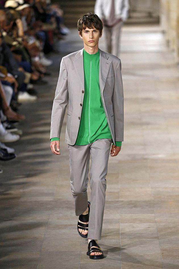 77a8d7ce1a8 Hermès (masculino) primavera-verão 2018