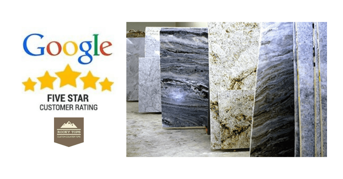 We Were Referred To Rocky Tops Through Lowe S And If You Want To See A Huge Selection Of Quality Gra Rocky Top Top Countertops Affordable Kitchen Countertops