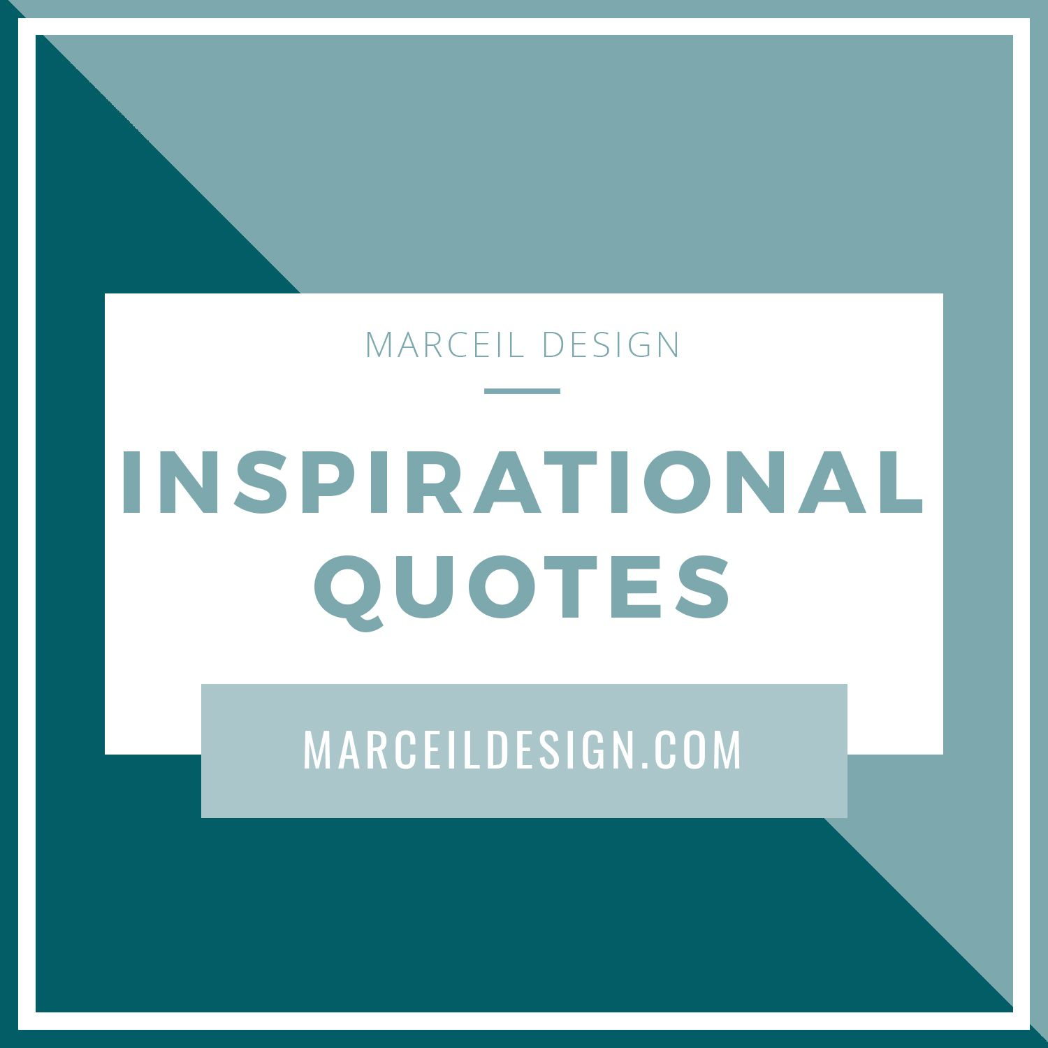 Pin by Marceil Design on Inspirational Business Quotes | Pinterest ...