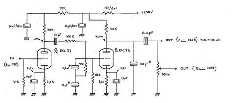 tube riaa preamp schematic - Google keresés | TubeAmp | Valve