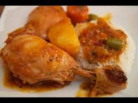 Fricase de pollo receta cubana chicken fricasseeeasy recipe chicken fricasseeeasy recipe youtube forumfinder Gallery