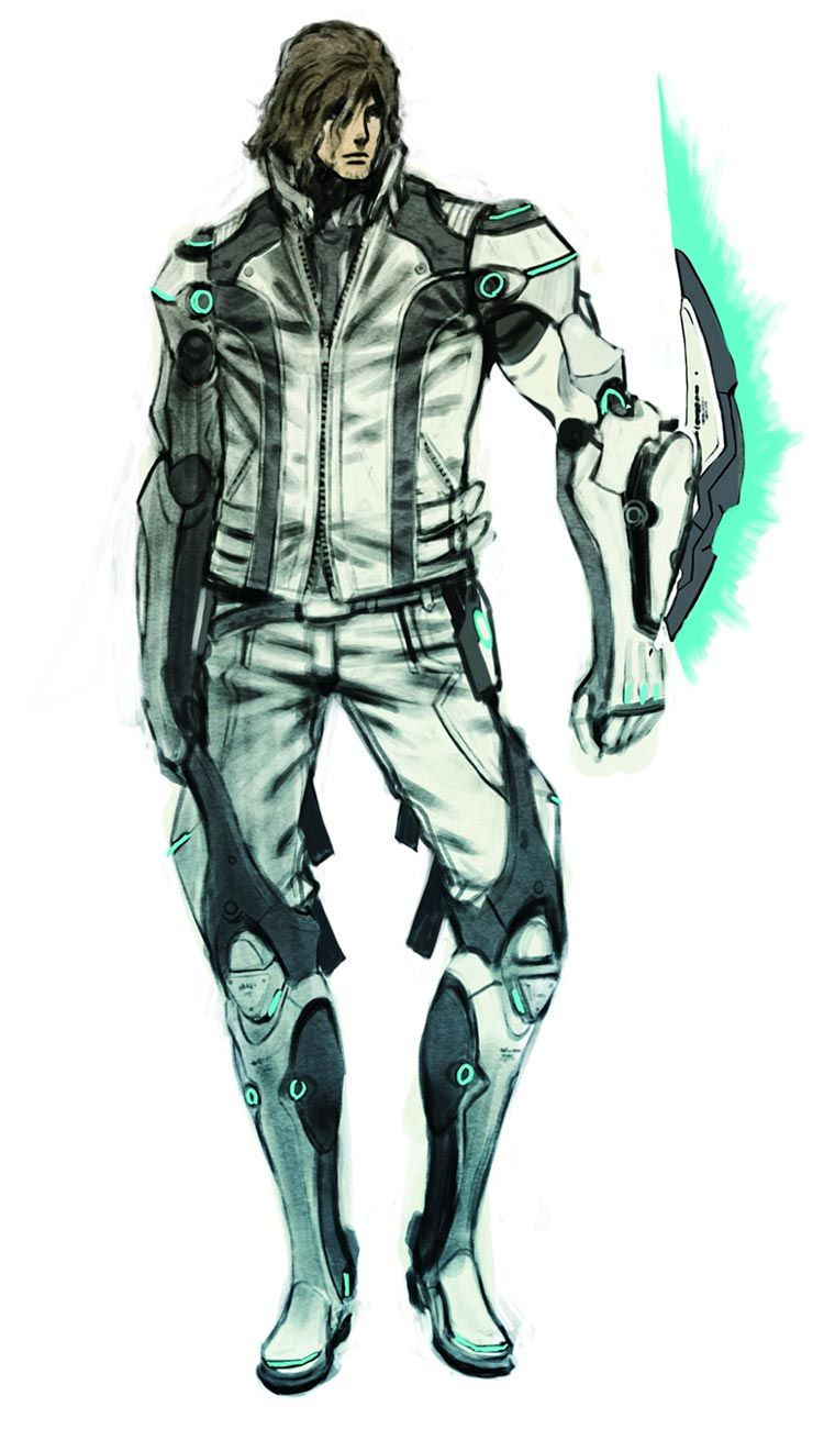 Leonhardt Leo Victorion Characters Art Anarchy Reigns Character Art Superhero Design Game Character Design