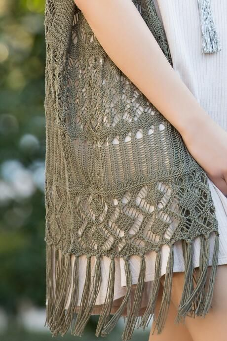Norlina Crochet Wrap $38.00