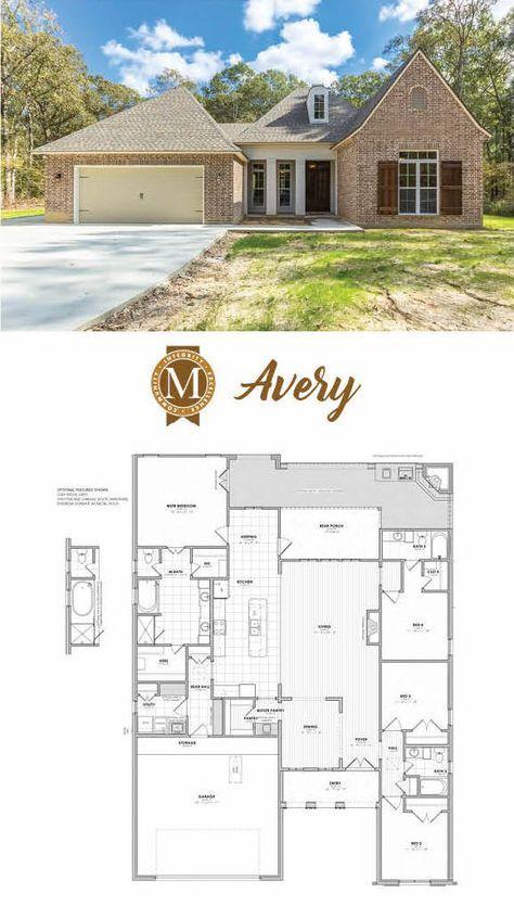 House Plans, House