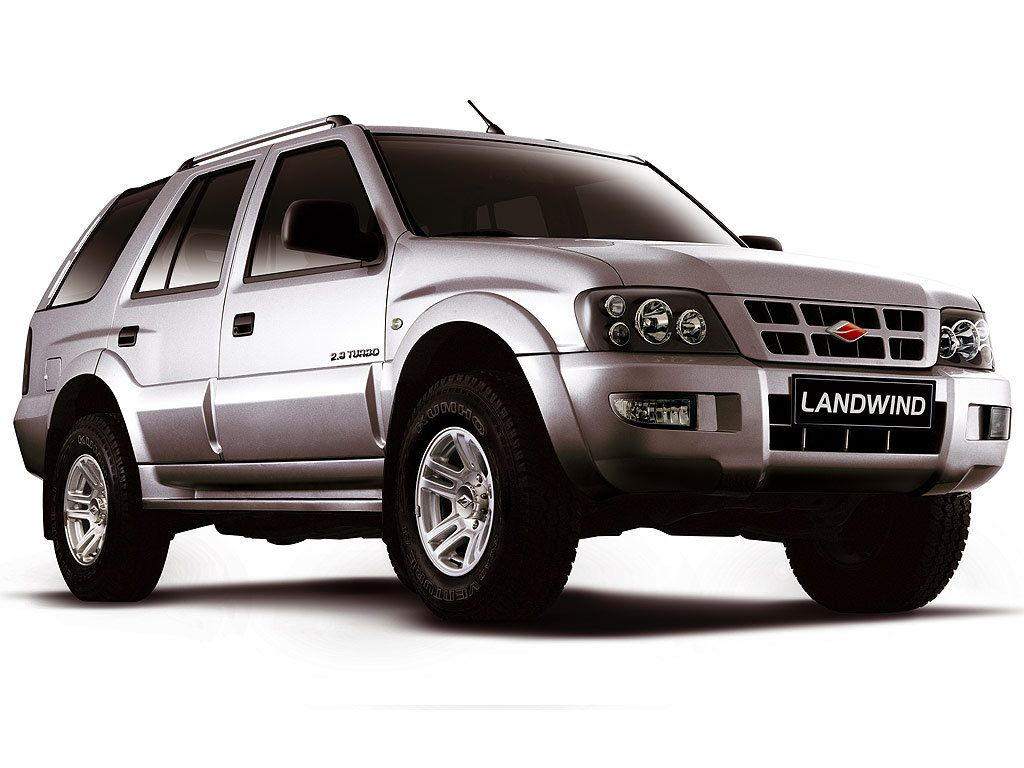 JMC Landwind X-pedition 2006 m.y.