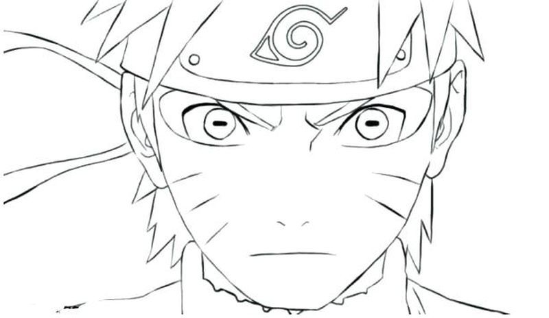 Have Fun With These Naruto Coloring Pages Ideas Free Coloring Sheets Naruto Drawings Fox Coloring Page Naruto Sketch Drawing