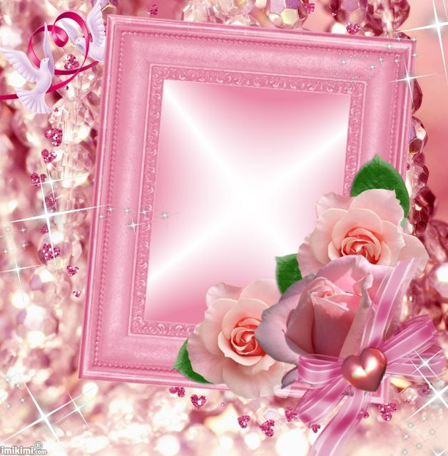 Pink frames by Horror02 - imikimi.com | Imikimi | Pinterest ...
