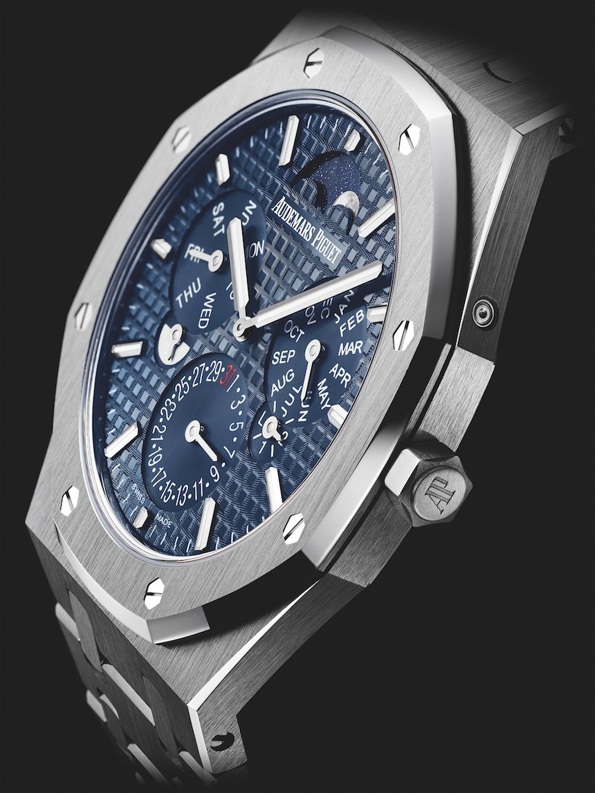 Three New Audemars Piguet Royal Oak Watches For 2018 Ablogtowatch Audemars Piguet Audemars Piguet Royal Oak Piguet