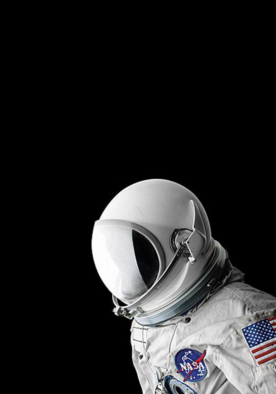 Retrato espacial / De Matthias Schaller