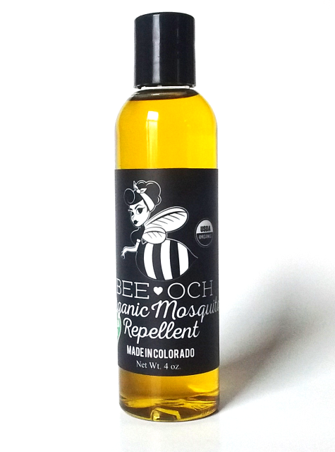 The BEE-OCH Shop - USDA Organic Certified Skin and Personal Care - Made in Colorado