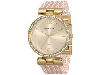 d74bd748a7c Relógio Feminino Mondaine Analógico - Resistente à Àgua 76503LPMVDM2 ...