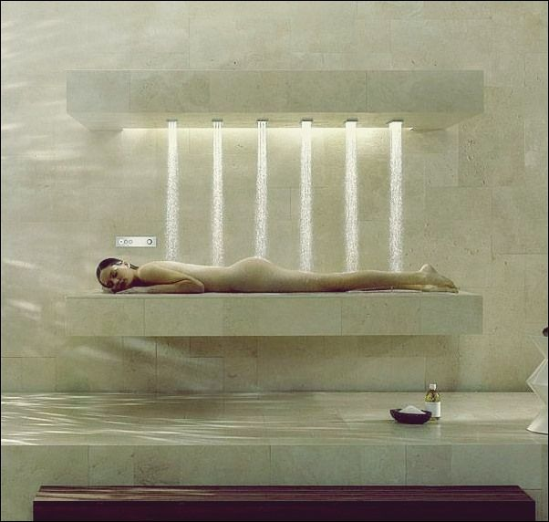 25 coole DuschDesigns, die Sie nach mehr verlangen lassen