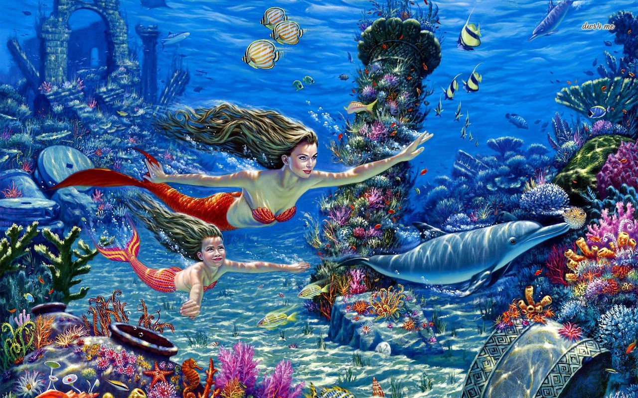 mermaid family mermaids pinterest mermaid fantasy mermaids