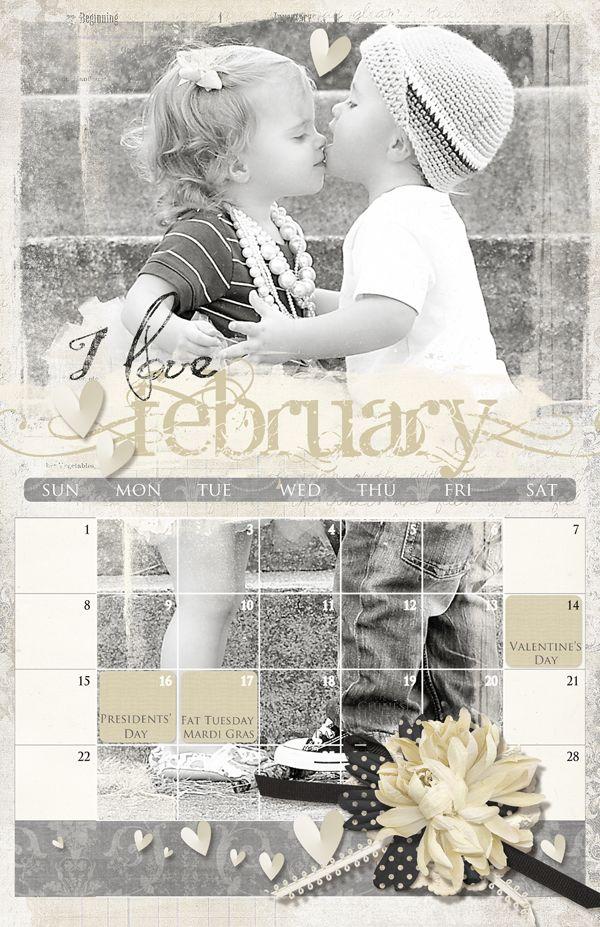 11x17 Calendar Template Images Template Design Free Download