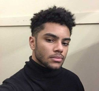 Cool 1000 Images About Mixed Boy Hair Inspirations On Pinterest Male Short Hairstyles For Black Women Fulllsitofus