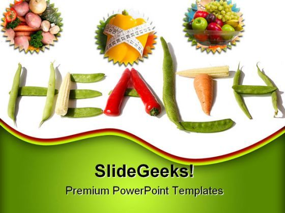 Health Powerpoint Templates Get A Flawless Complexion Myherbalmart