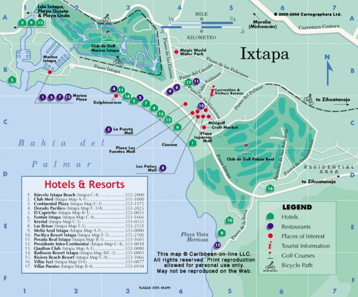 Zihuatanejo All Inclusive Resorts Map on zihuatanejo beach hotels, azul all inclusive, zihuatanejo restaurants, south carolina vacations all inclusive, zihuatanejo mexico,