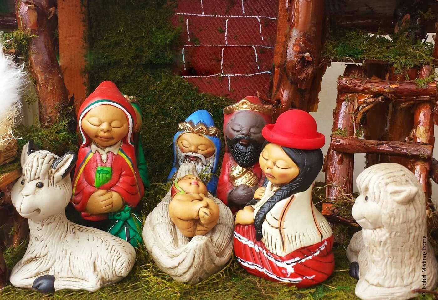Pin de Barón Barragan en FE: Celebración de la Navidad nacimiento de ...