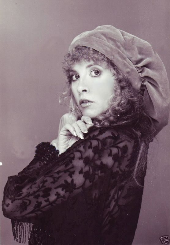 Stevie Nicks Hat | Via ☽Sister of the Moon☾