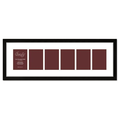 Red Barrel Studio 6 Photograph Picture Frame Picture Frame Sizes Picture Frames Collage Frames