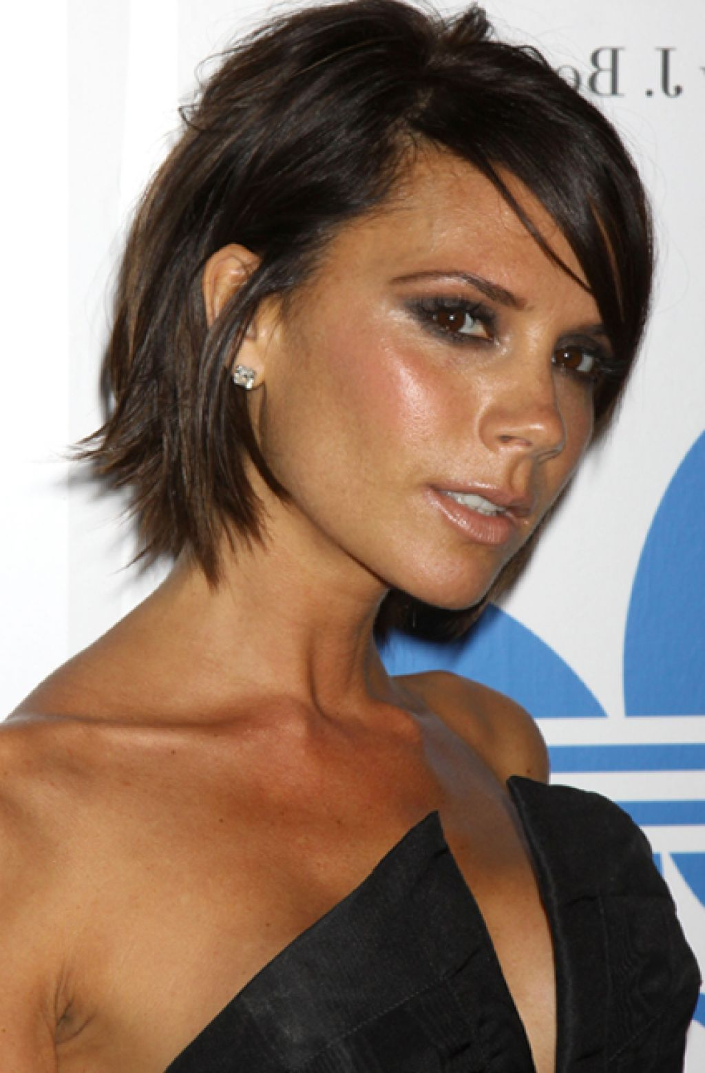 Victoria Beckham Short Brown Hair Google Search Hairstyles