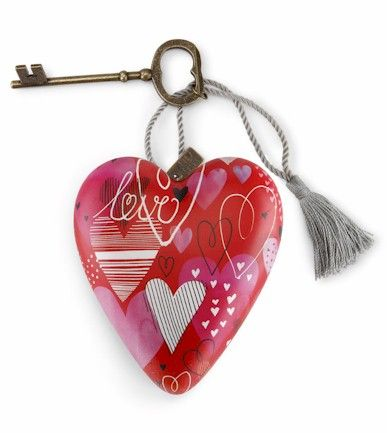 Art Hearts From Demdaco At Fiddlesticks Love Art Key To My Heart Demdaco