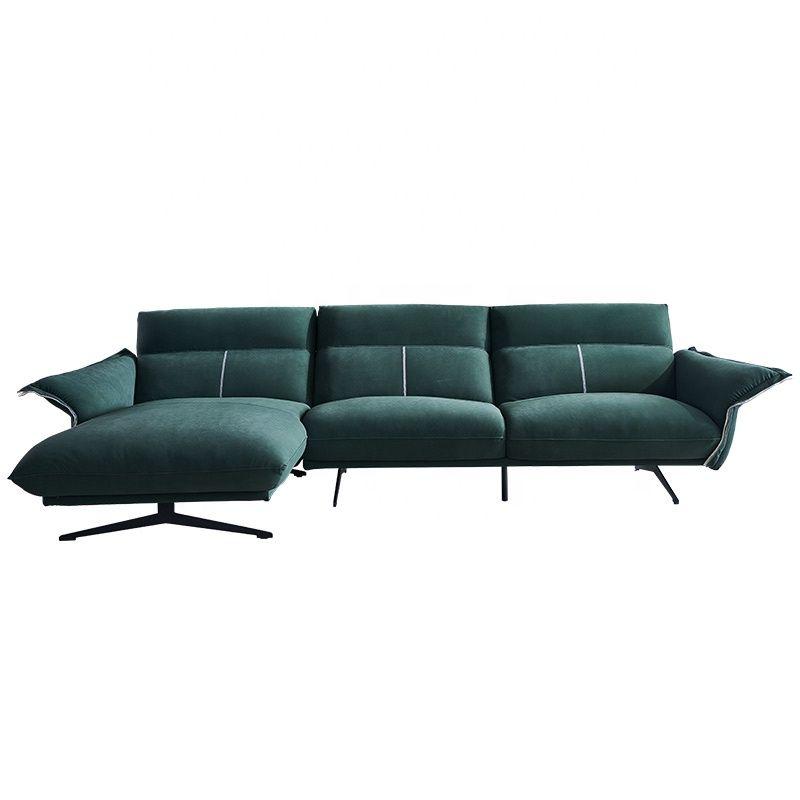 Nordic Living Room Combination Corner Sofa In 2020 Small Apartment Furniture Minimalist Living Room Nordic Living Room
