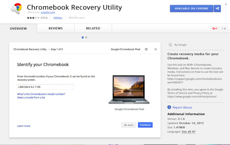 How to Install MacOS / OSX on a Chromebook Chromebook