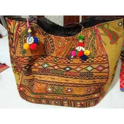 4e01e4ba4 Bolso Artesanal Hindu. India. Bordado - $ 1.000,00 en Mercado Libre ...