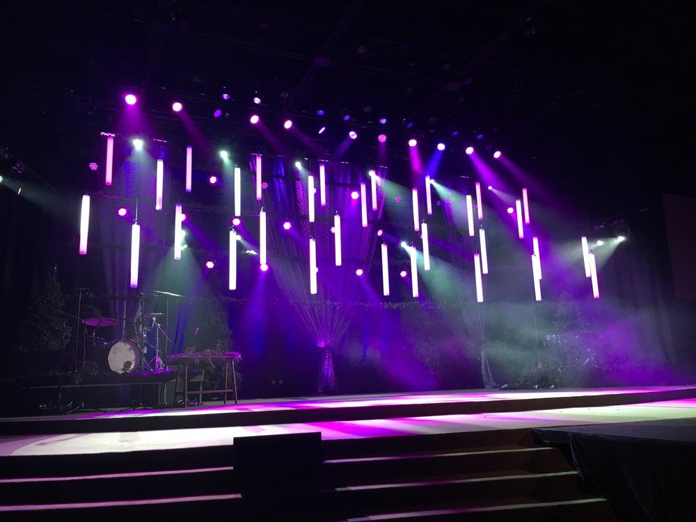 Dmx Hoist Al Stage Design