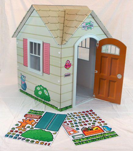 Beezer Kids Playhouses \u2013 Portable Indoor Childrens Play Houses