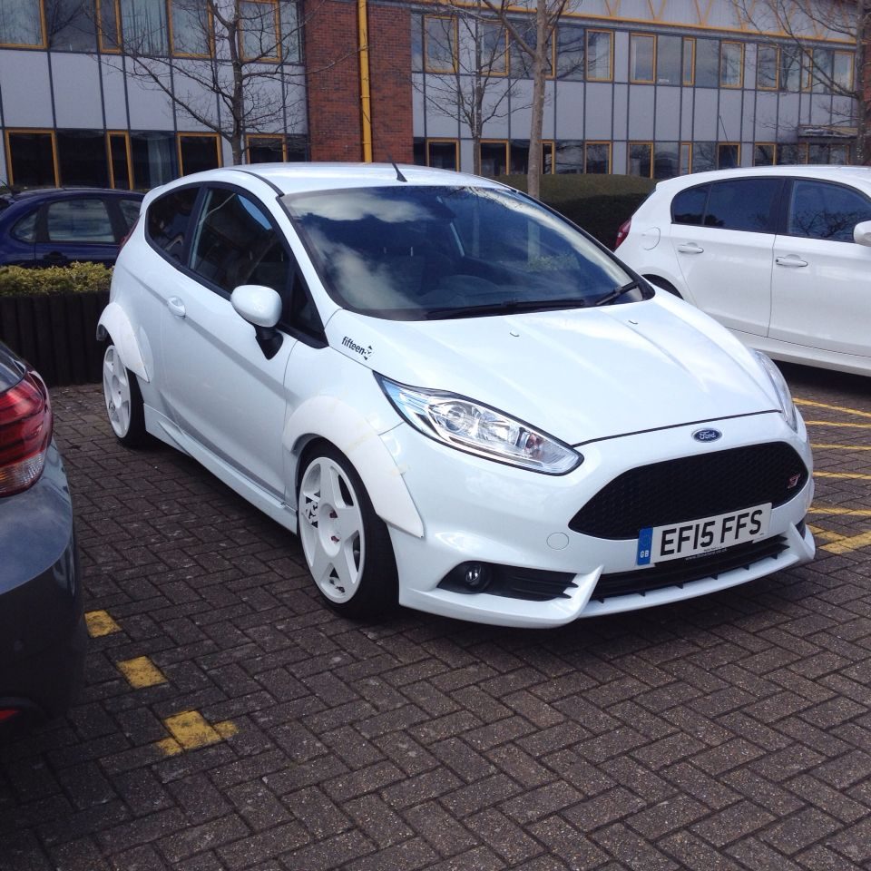Fifteen52 Fiesta St Wide Arches Primary Measuring Fifteen52