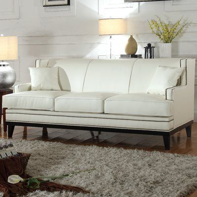 Amazing Madison Home Usa Sofa Upholstery Off White Products In Gmtry Best Dining Table And Chair Ideas Images Gmtryco