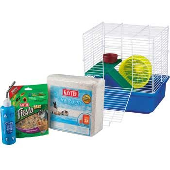 Kaytee Complete Two Story Hamster Kit Petco Plastic Hamster Cage Hamster Cages