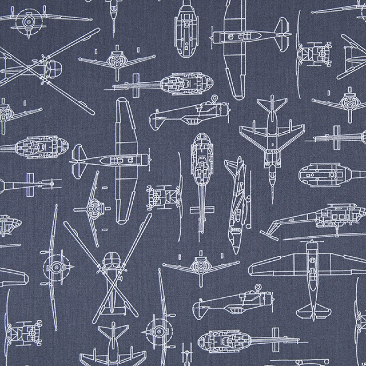 Aircraft blueprint cotton fabric elis quilt pinterest fabrics aircraft blueprint cotton fabric malvernweather Image collections
