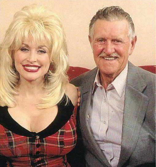 Dolly Parton My daddy has always been an inspiration to me and I