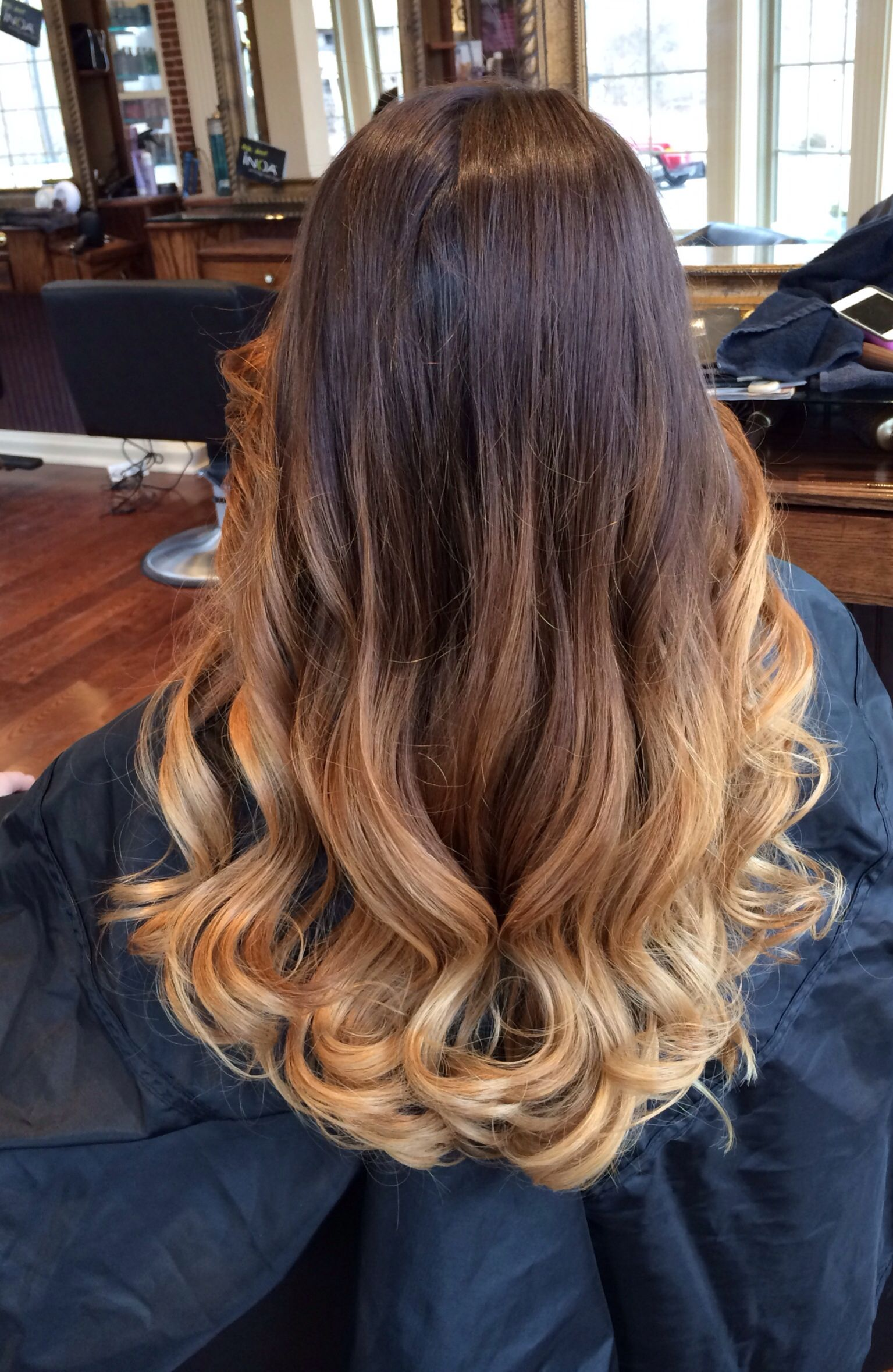 Ombr Hair Hair Pinterest Hair Coloring Hair Style And Bayalage