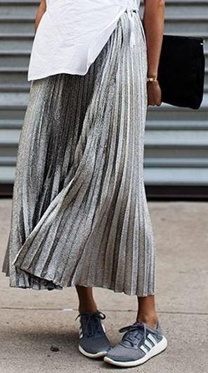 online store 517d0 473cc Come indossare la gonna plissé? Miniguida super facile alla ...