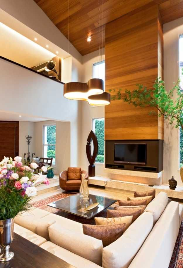 19 best sunken living room design ideas you d wish to own on extraordinary living room ideas with lighting id=79165