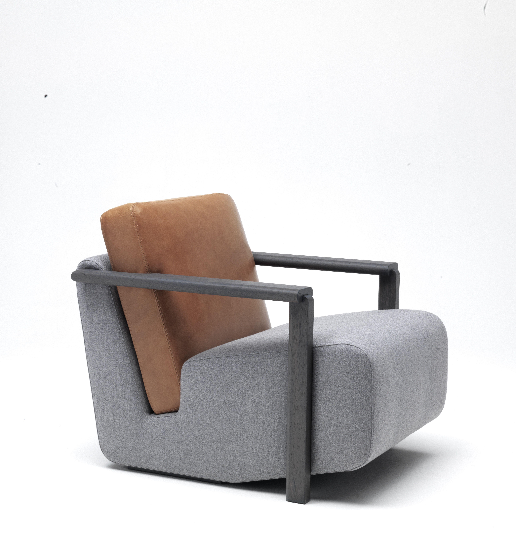 Franck Armchair For Haymann Editions, Design Charles Kalpakian