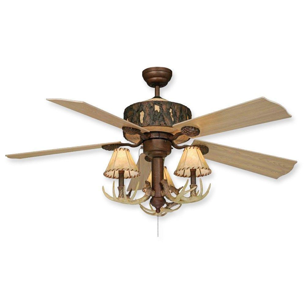 Wildlife Ceiling Fan Light Kit