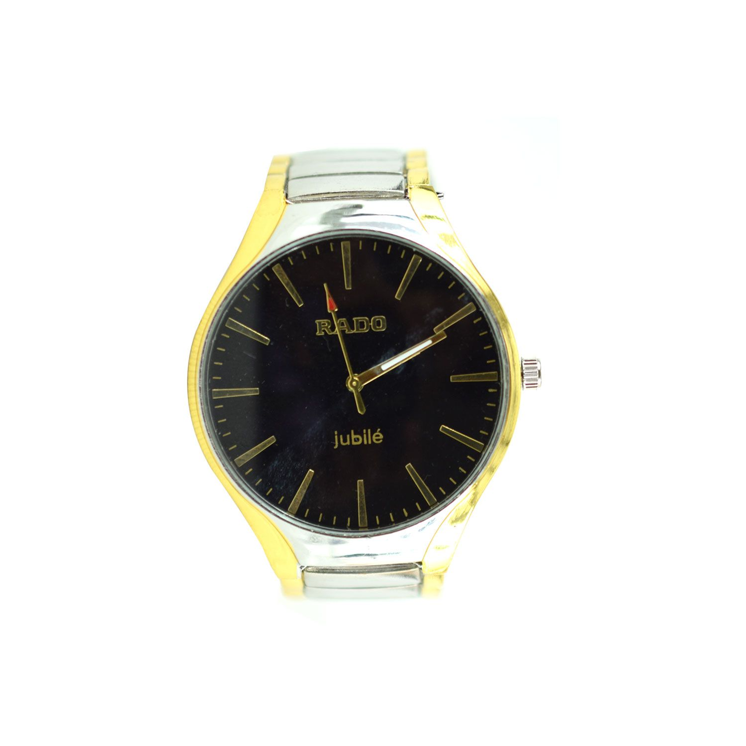 Rado Silver Metal Watch For Men With Images Watches For Men Metallic Silver Watches